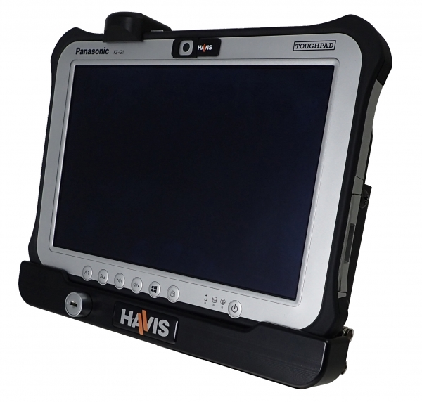 Havis Docking Station For Panasonic Toughpad Fz G1