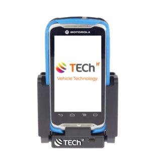 TC55 Cradle with device
